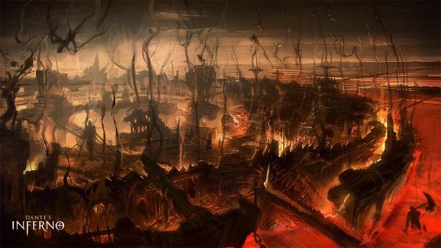 Dante s Inferno <br><br>  Inhaltlich bietet Dantes Abstieg durch die Hölle nichts Besonderes: Ein dreister God of War-Klon, mehr ist es nicht. Oder vielleicht doch? Obwohl es bezüglich der Spielmechanik keine kreativen Überraschungen gibt, punktet man vor allem durch das grandiose Artdesign, bei dem man sich auch an der literarischen Vorlage orientiert hat. Mit verstörenden Kreaturen und furchtbaren Kulissen zeichnet man hier das Bild einer Hölle, in dem Gewalt, Verzweiflung und Hoffnungslosigkeit dominieren.   2088248