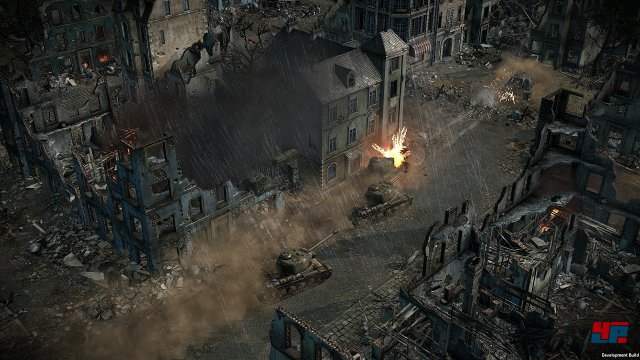 Screenshot - Blitzkrieg 3 (Mac)