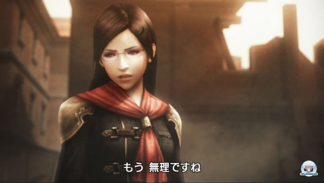 Screenshot - Final Fantasy Type-0 (PSP) 2218258