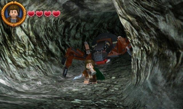 Screenshot - Lego Der Herr der Ringe (3DS) 2388172