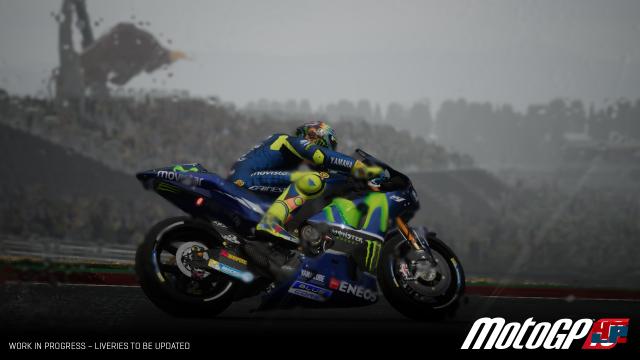 Screenshot - Moto GP 18 (PC)