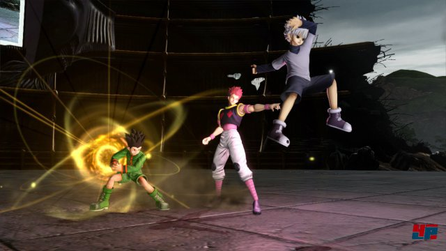Screenshot - J-Stars Victory VS  (PlayStation3)