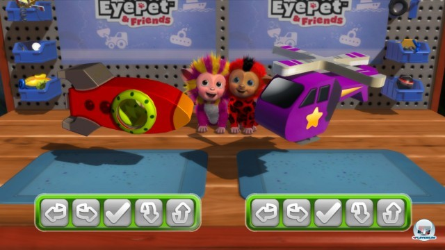 Screenshot - EyePet & Friends (PlayStation3)