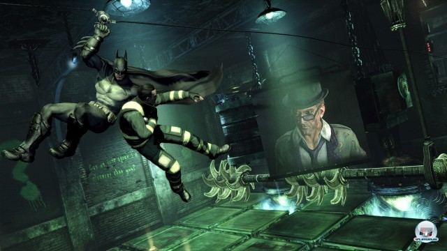 Screenshot - Batman: Arkham City (360) 2232989