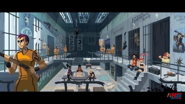 Screenshot - Double Kick Heroes (PC)