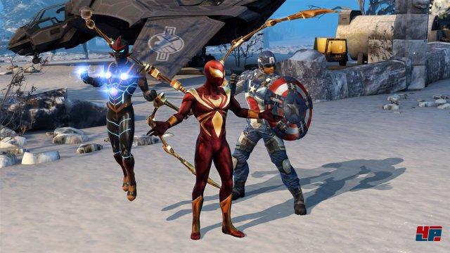 Screenshot - Marvel Heroes Omega (One) 92549333