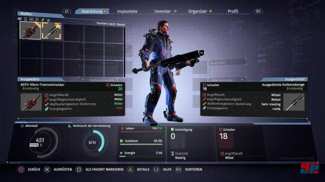 Screenshot - The Surge (PC) 92545788