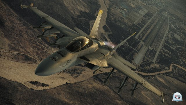 Screenshot - Ace Combat: Assault Horizon (360) 2273082