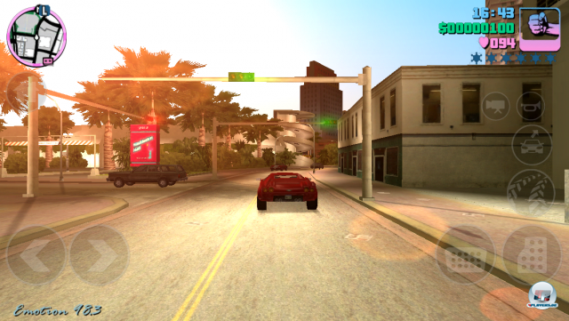 Screenshot - Grand Theft Auto: Vice City (iPhone) 92430552