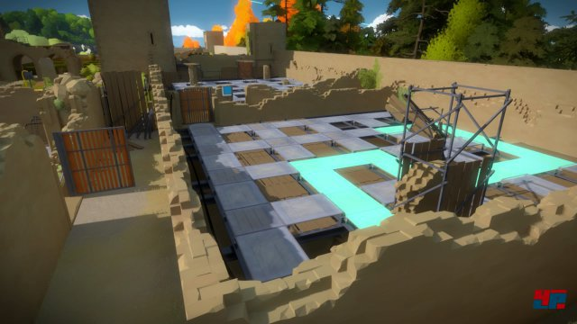 Screenshot - The Witness (PlayStation4) 92519246