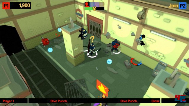 Screenshot - Deadbeat Heroes (PC)