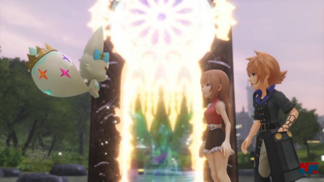 Screenshot - World of Final Fantasy (PS4)