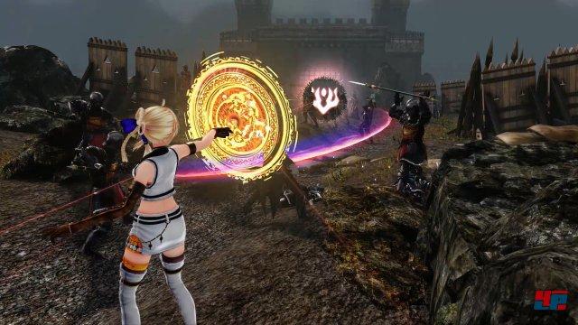 Screenshot - Record of Grancrest War (PS4)