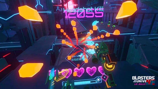 Screenshot - Blasters of the Universe (PlayStationVR)
