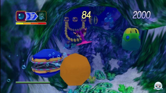 Screenshot - NiGHTS Into Dreams (360) 92409332