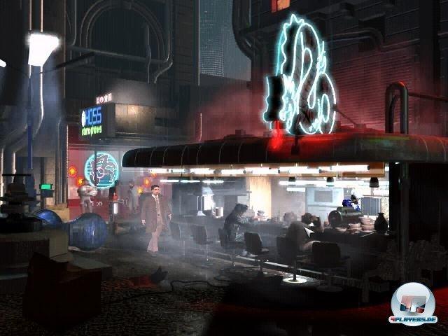 Screenshot - Blade Runner (PC)