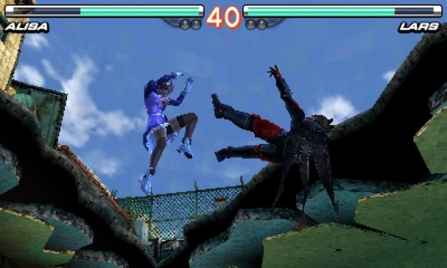 Screenshot - Tekken 3D Prime Edition (3DS) 2281152