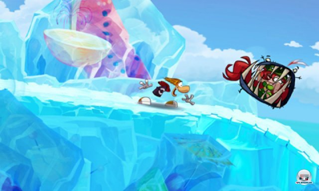 Screenshot - Rayman Origins (3DS) 2367017