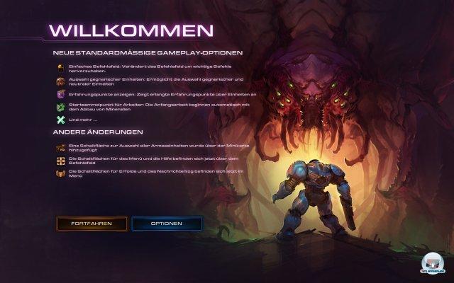 Im Verlauf der Multiplayer-Beta hat Blizzard immer wieder größere Veränderungen am Spiel vorgenommen. Diese Vorschau basiert auf Beta-Update #8.