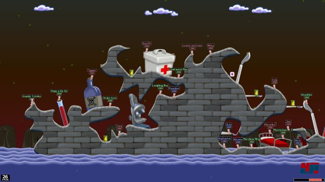 Screenshot - Worms World Party (PC) 92506451