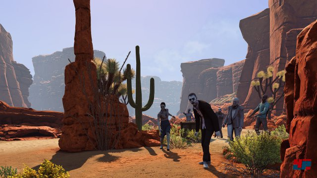 Screenshot - Arizona Sunshine (PlayStationVR)