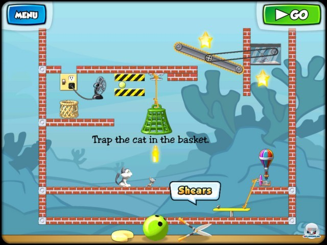 Screenshot - The Incredible Machine (iPad)