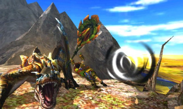 Screenshot - Monster Hunter 4 (3DS) 92399132
