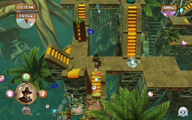 Screenshot - Hamilton's Great Adventure (PC) 2238097