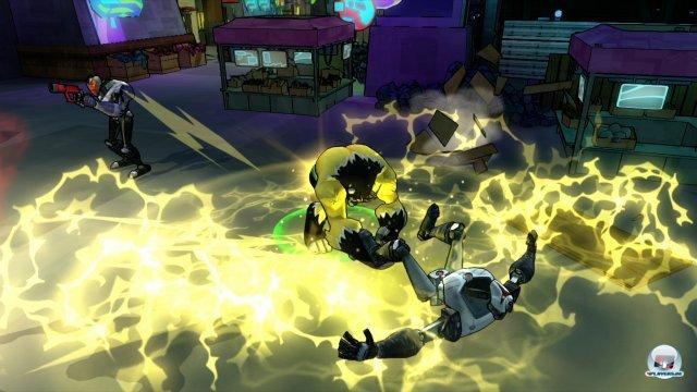 Screenshot - Ben 10: Omniverse (Wii) 92407832