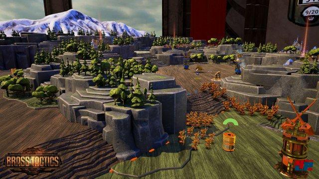 Screenshot - Brass Tactics (OculusRift)