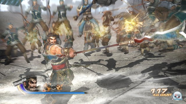 Screenshot - Dynasty Warriors 7: Xtreme Legends (PlayStation3) 2286677