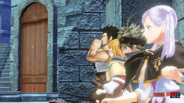 Screenshot - Black Clover: Quartet Knights (PC)
