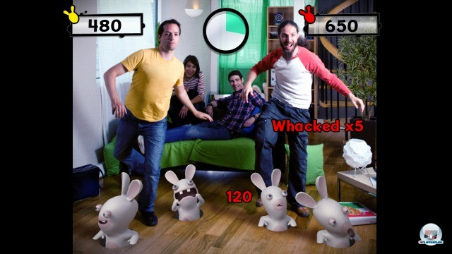 Screenshot - Raving Rabbids: Alive & Kicking (360) 2228868