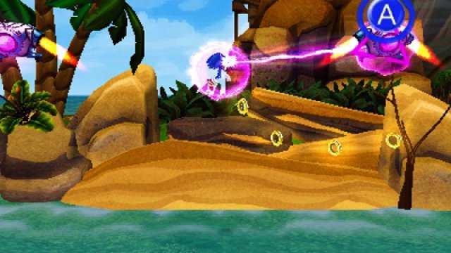 Screenshot - Sonic Boom (3DS)