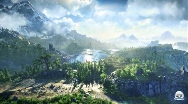 screenshot the witcher 3 wild hunt pc