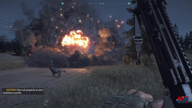 Screenshot - Far Cry 5 (XboxOneX) 92562424