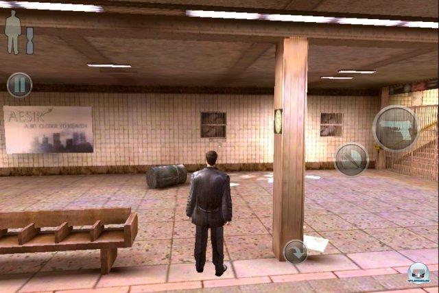Screenshot - Max Payne (iPhone) 2339582