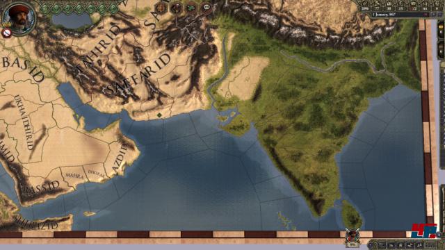 Der ferne Osten: Indien steht im Mittelpunkt der sechsten Erweiterung zu Crusader Kings 2.