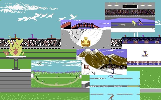 Epyx war einst der oberste größte Meister aller Dinge, die mit »Joystickrühren für Weltrekorde« zu tun hatten. Bevor das Unternehmen Ende der 80er unrühmlich vom Markt verschwand, hatte es eine Zeit lang die gefühlte Alleinherrschaft über das Sportspiel-Genre. Zu Olympiade-Zeiten mit den »Summer Games« und »Winter Games«... 1980368
