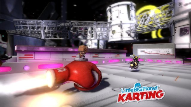 Screenshot - LittleBigPlanet Karting (PlayStation3) 2384577