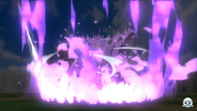 Screenshot - Naruto Shippuden: Ultimate Ninja Storm Generations (PlayStation3) 2297252