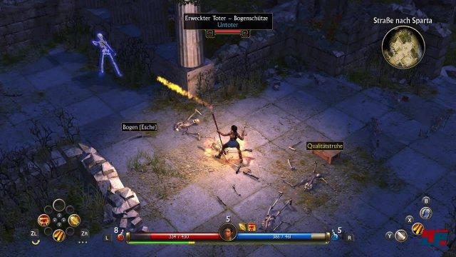 Screenshot - Titan Quest (Switch) 92570901