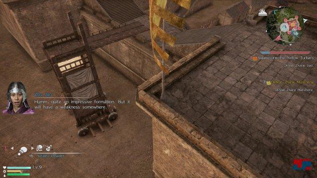 Screenshot - Dynasty Warriors 9 (XboxOneX) 92559794