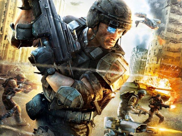 6. Frontlines: Fuel of War (2008) <br><br> Frontlines: Fuel of War sollte ein ernster Herausforderer für Battlefield werden. Dank riesiger Karten und einem damals innovativen Dronen-Einsatz sorgte der Titel vor allem im Mehrspieler-Modus für aufregende Schlachten, während die Kampagne eher durchschnittlich wirkte. Doch auch hier hielten sich die Verkaufszahlen trotz guter Ansätze in Grenzen. Immerhin durften sich die Kaos Studios vor ihrer Schließung mit Homefront ein zweites Mal beweisen, doch konnte die geplante Alternative zu Call of Duty die hoch gesteckten Erwartungen nicht erfüllen - weder kommerziell noch inhaltlich. 92443157