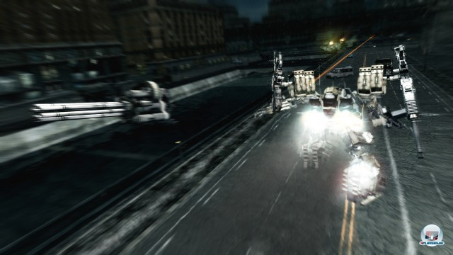 Screenshot - Armored Core V (PlayStation3) 2221938