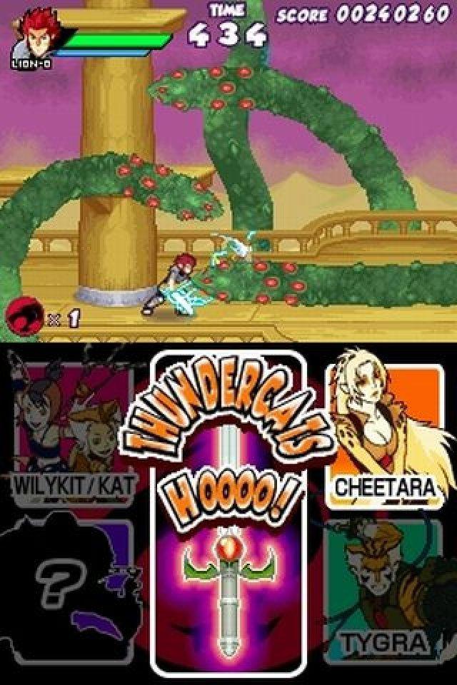 Screenshot - Thundercats (NDS) 2362397