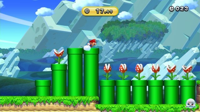 Screenshot - New Super Mario Bros. U (Wii_U) 92420517