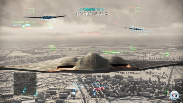 Screenshot - Ace Combat: Assault Horizon (360) 2264947
