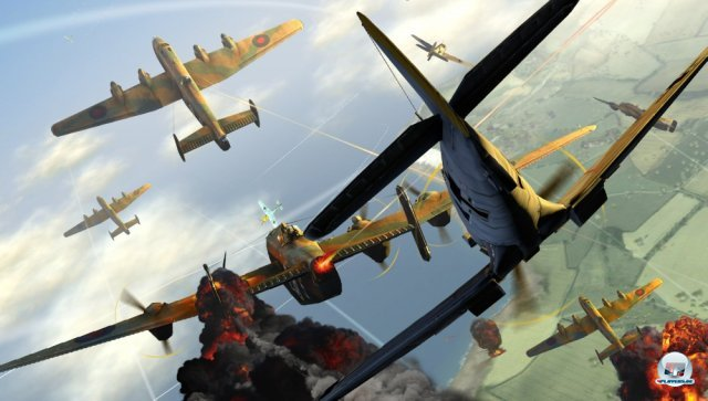 Screenshot - Combat Wings - The Great Battles of WWII (360) 2323377
