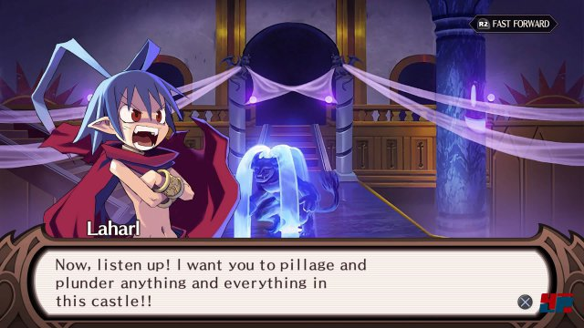 Screenshot - Disgaea: Hour of Darkness (PS4)